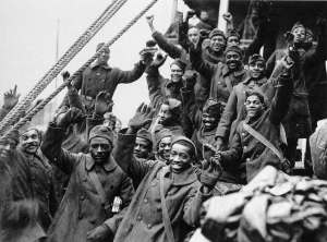 The Harlem-Hellfighters circa 1919
